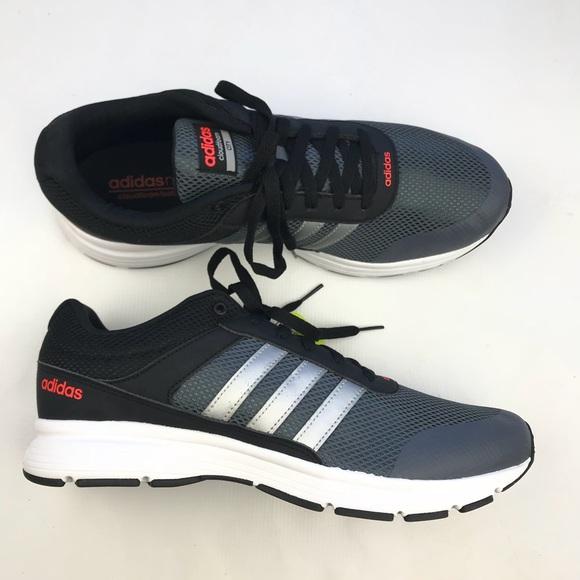 Adidas Neo Cloudfoam VS City Mens Running Shoes